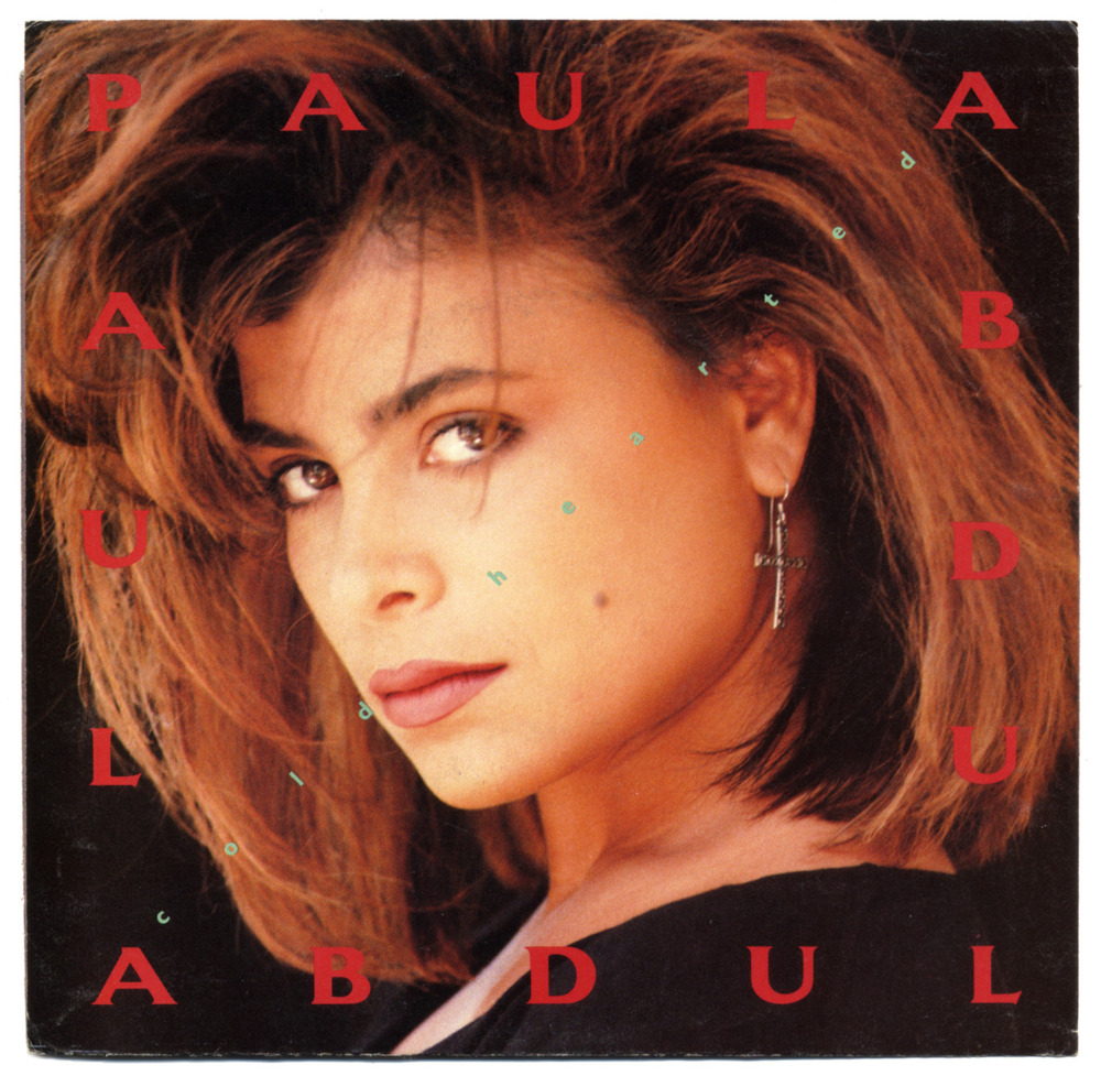 Paula Abdul Cold Hearted Outfit