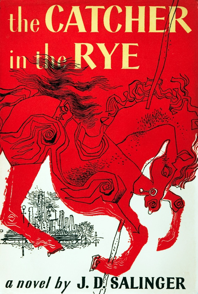 an overview of the holdens perception in catcher in the rye by j d salinger