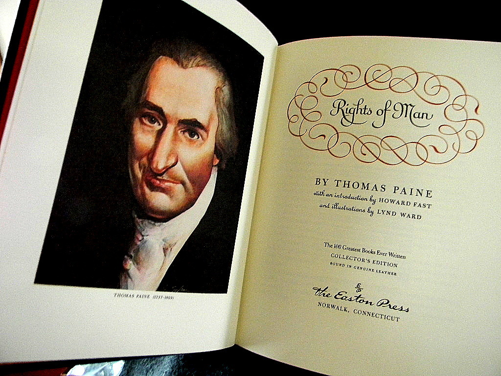rights of man thomas paine argument essay