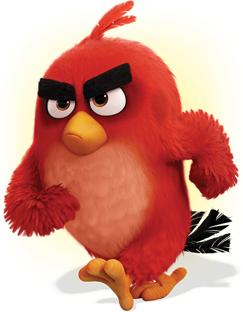 Favorite Angry Birds Movie Characters