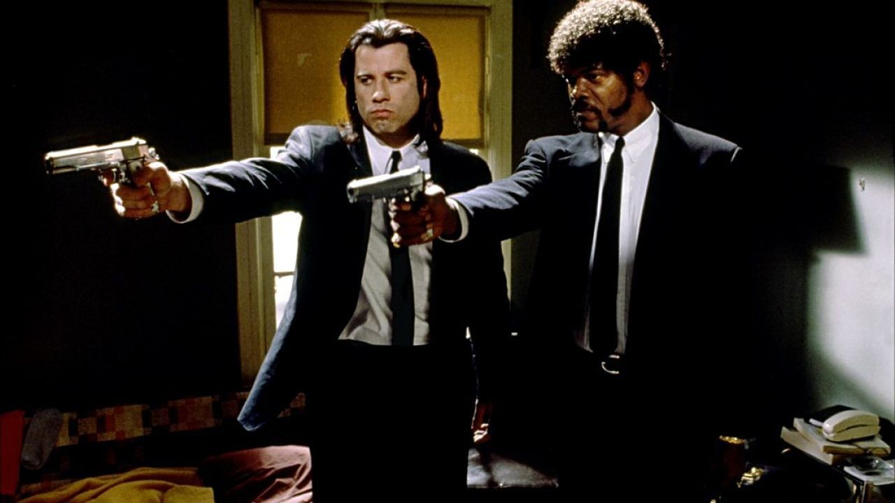 the influence of violence and punishment in the movie pulp fiction
